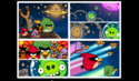 Screenshot 1 of Angry Birds Space 1.4.1