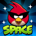 Screenshot 2 of Angry Birds Space 1.4.1