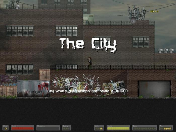 Скриншот к игре facewound