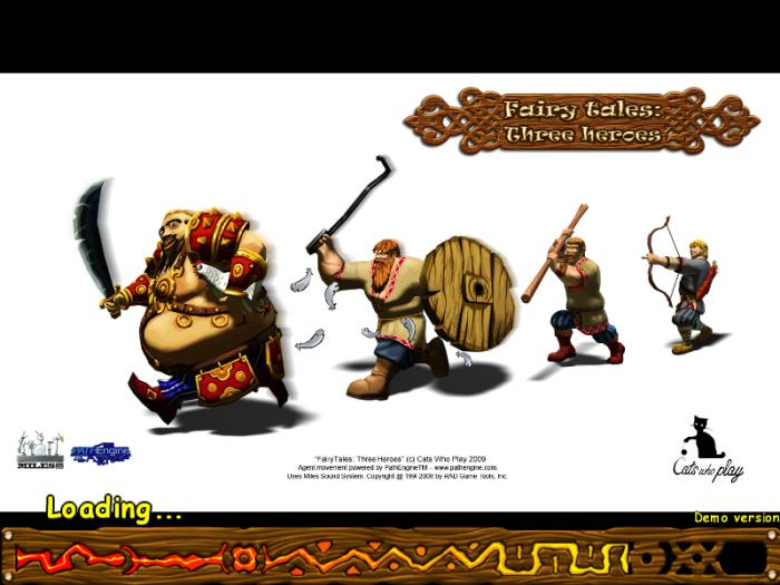 скачать игру Three Heroes - фото 10