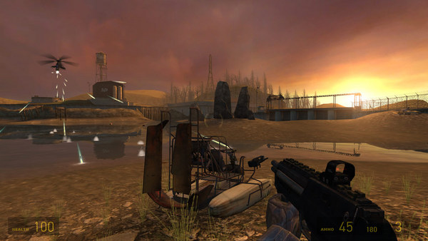 Screenshot 1 of Half-Life 2