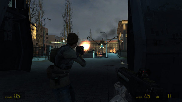 Screenshot 2 of Half-Life 2