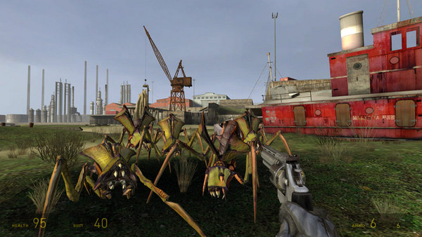 Screenshot 3 of Half-Life 2