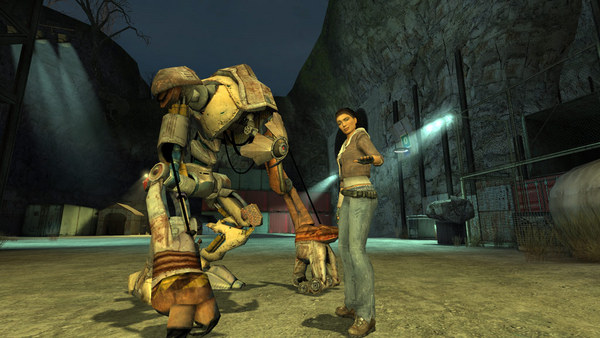 Screenshot 4 of Half-Life 2