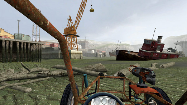 Screenshot 8 of Half-Life 2