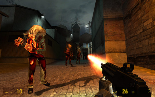 Screenshot 9 of Half-Life 2