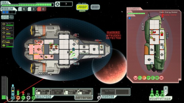 Screenshot 1 of FTL: Faster Than Light