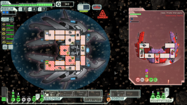 Screenshot 2 of FTL: Faster Than Light