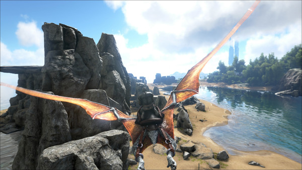 Screenshot 1 of ARK: Survival Evolved
