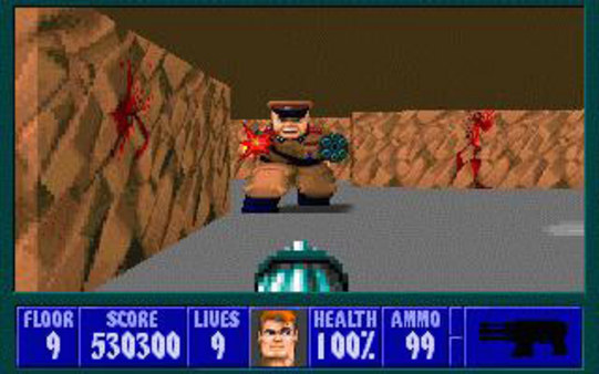Screenshot 3 of Wolfenstein 3D