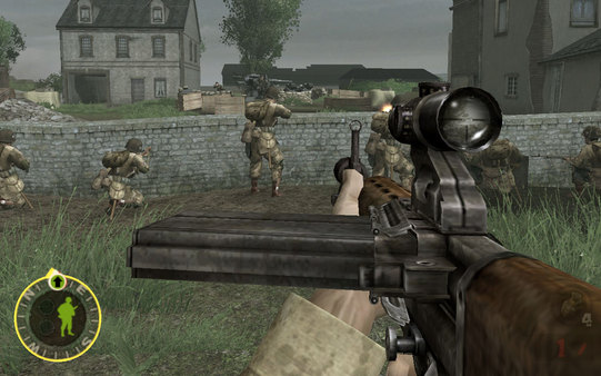Screenshot 1 of Brothers in Arms: Earned in Blood™