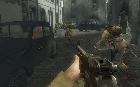 Screenshot 2 of Brothers in Arms: Earned in Blood™
