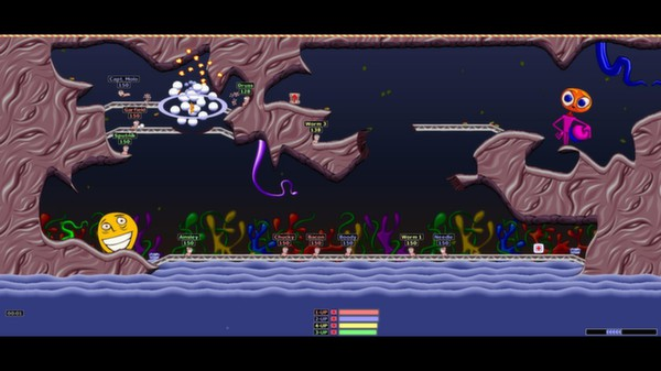 Screenshot 3 of Worms Armageddon