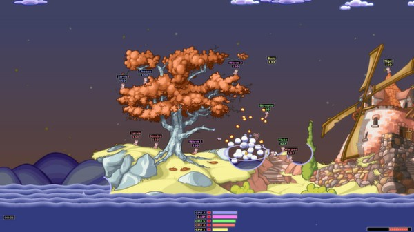 Screenshot 7 of Worms Armageddon
