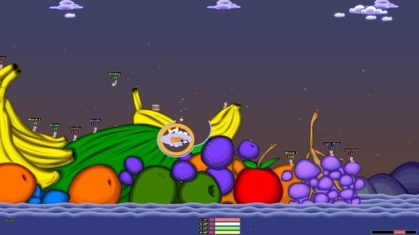 Screenshot 8 of Worms Armageddon