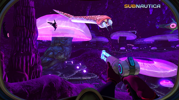 Screenshot 1 of Subnautica