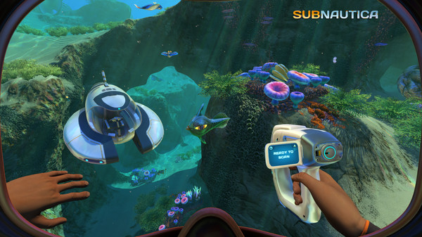 Screenshot 2 of Subnautica