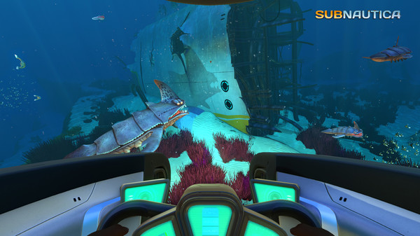 Screenshot 4 of Subnautica