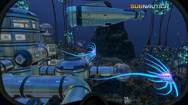 Screenshot 5 of Subnautica