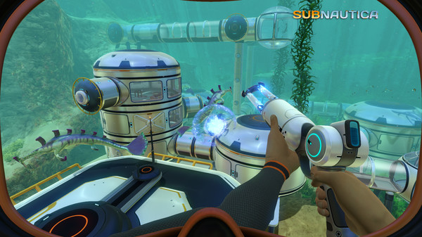 Screenshot 7 of Subnautica