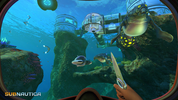 Screenshot 10 of Subnautica