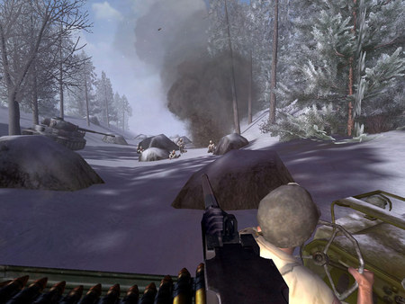Screenshot 3 of Call of Duty: United Offensive