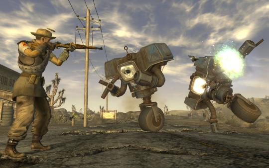 Screenshot 4 of Fallout: New Vegas