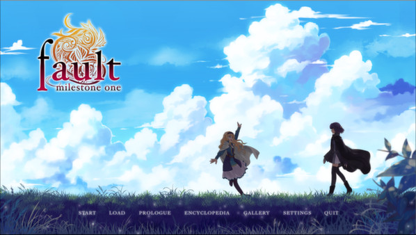 Screenshot 1 of fault - milestone one