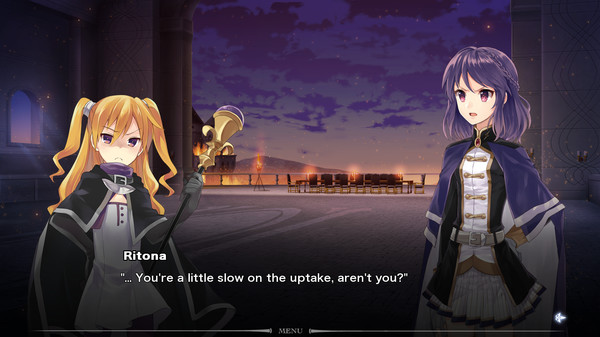 Screenshot 2 of fault - milestone one