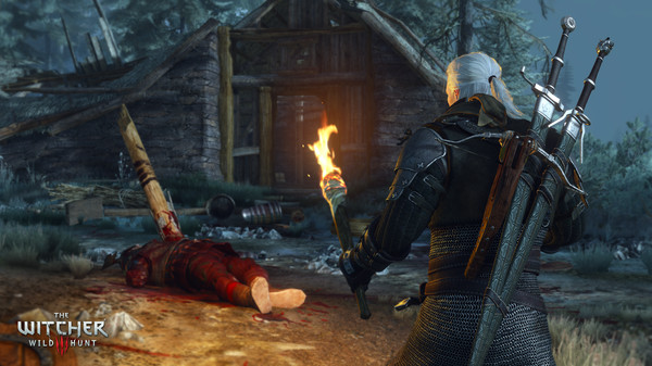 Screenshot 2 of The Witcher® 3: Wild Hunt