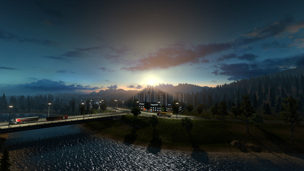 Screenshot 2 of Euro Truck Simulator 2