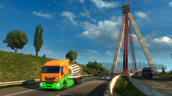 Screenshot 25 of Euro Truck Simulator 2