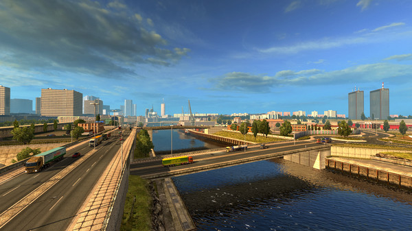 Screenshot 5 of Euro Truck Simulator 2