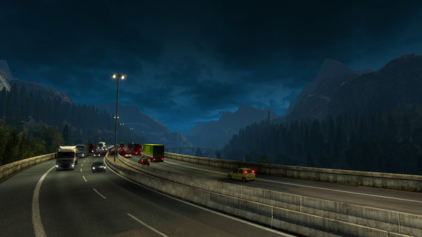 Screenshot 6 of Euro Truck Simulator 2