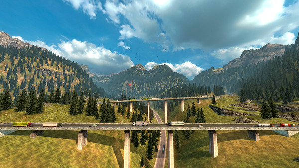Screenshot 9 of Euro Truck Simulator 2
