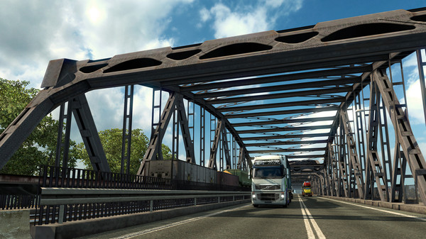 Screenshot 2 of Euro Truck Simulator 2 - Going East!