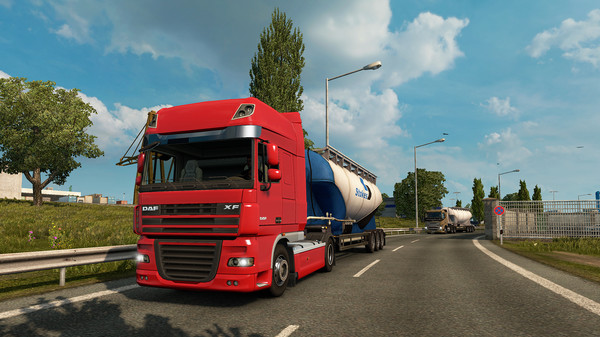 Screenshot 12 of Euro Truck Simulator 2 - Going East!
