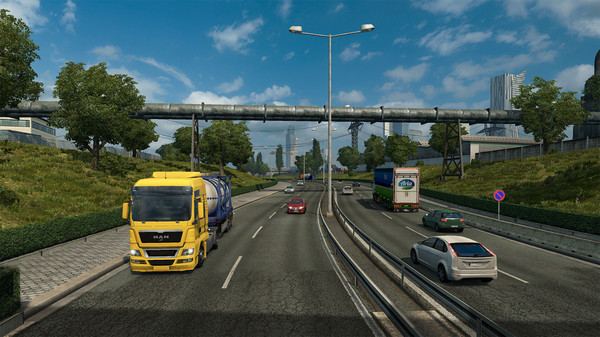 Screenshot 14 of Euro Truck Simulator 2 - Going East!