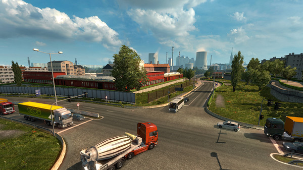 Screenshot 8 of Euro Truck Simulator 2 - Going East!