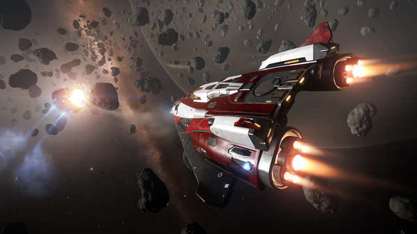 Screenshot 1 of Elite Dangerous