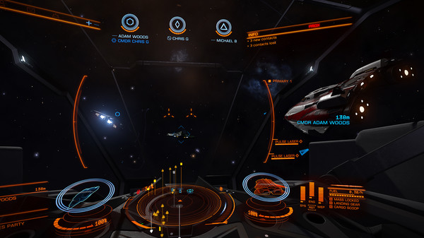 Screenshot 2 of Elite Dangerous