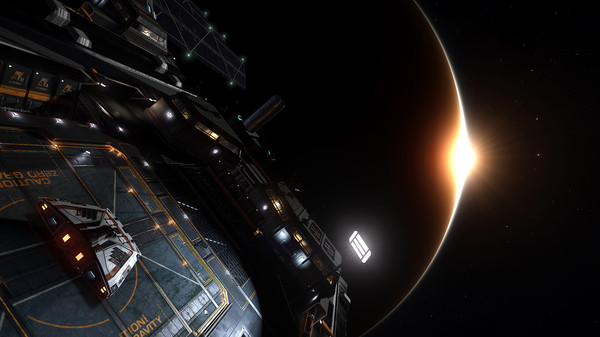 Screenshot 20 of Elite Dangerous