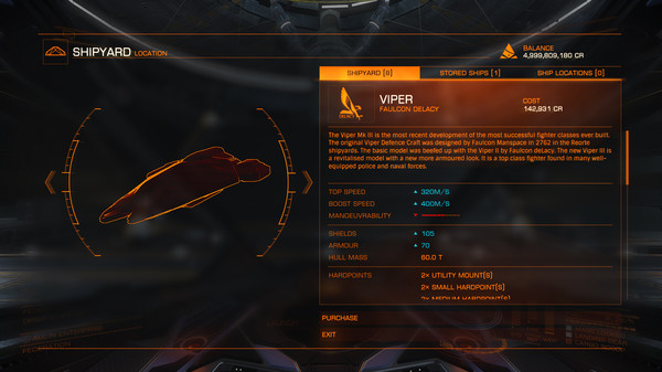 Screenshot 8 of Elite Dangerous