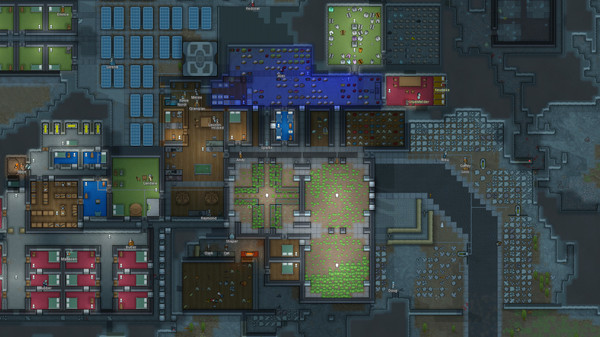 Screenshot 1 of RimWorld