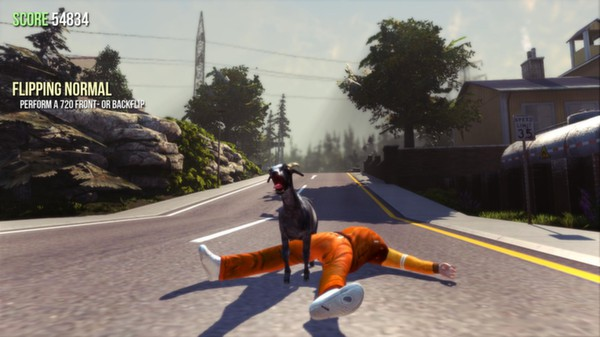 Screenshot 1 of Goat Simulator