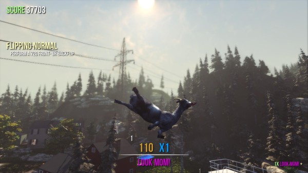 Screenshot 3 of Goat Simulator