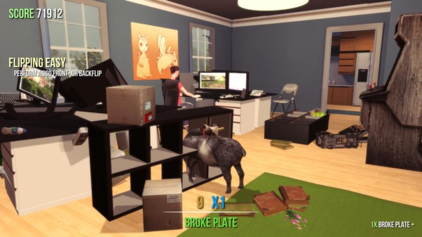 Screenshot 4 of Goat Simulator