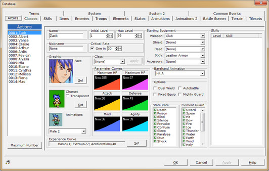 Screenshot 13 of RPG Maker 2003