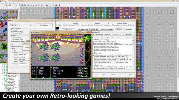 Screenshot 3 of RPG Maker 2003