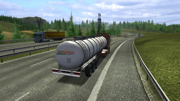 Screenshot 2 of Euro Truck Simulator